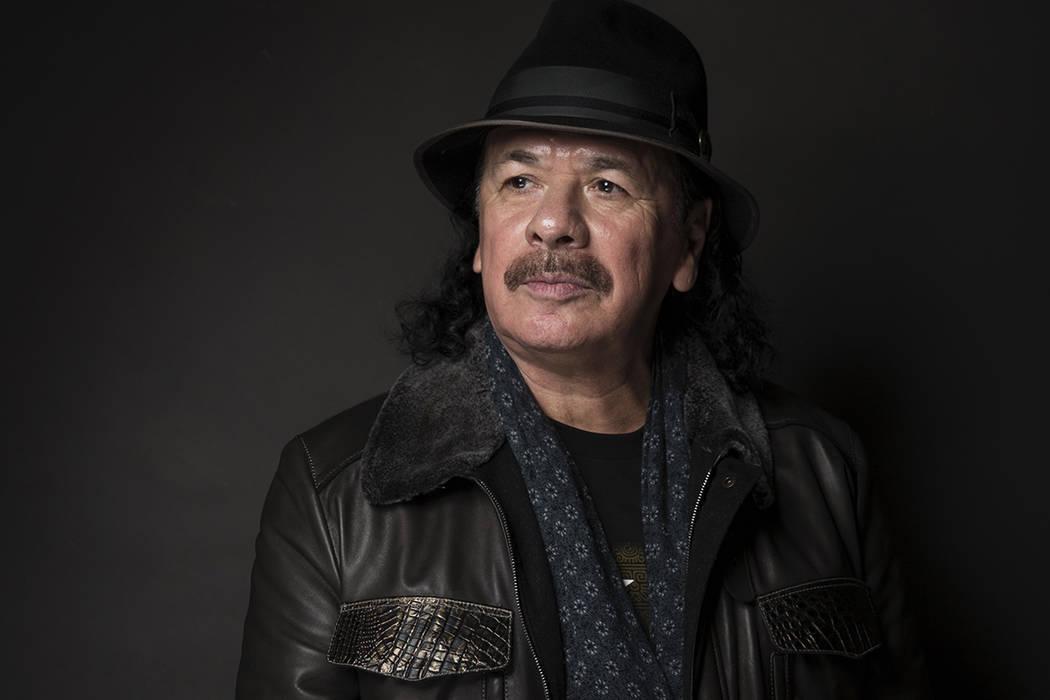 Carlos Santana. (Foto AP/Taylor Jewell/Invision)