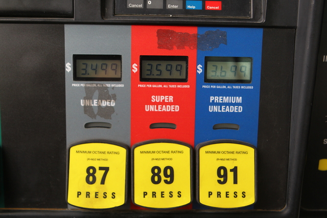 Nevada gas prices highest in two years