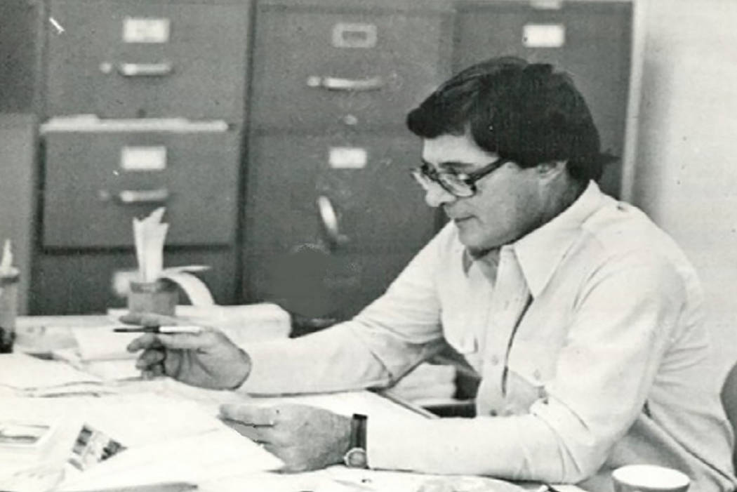 This is an undated family handout photo of Kenneth Divich, retired educator. (Courtesy of Kurt Divich)