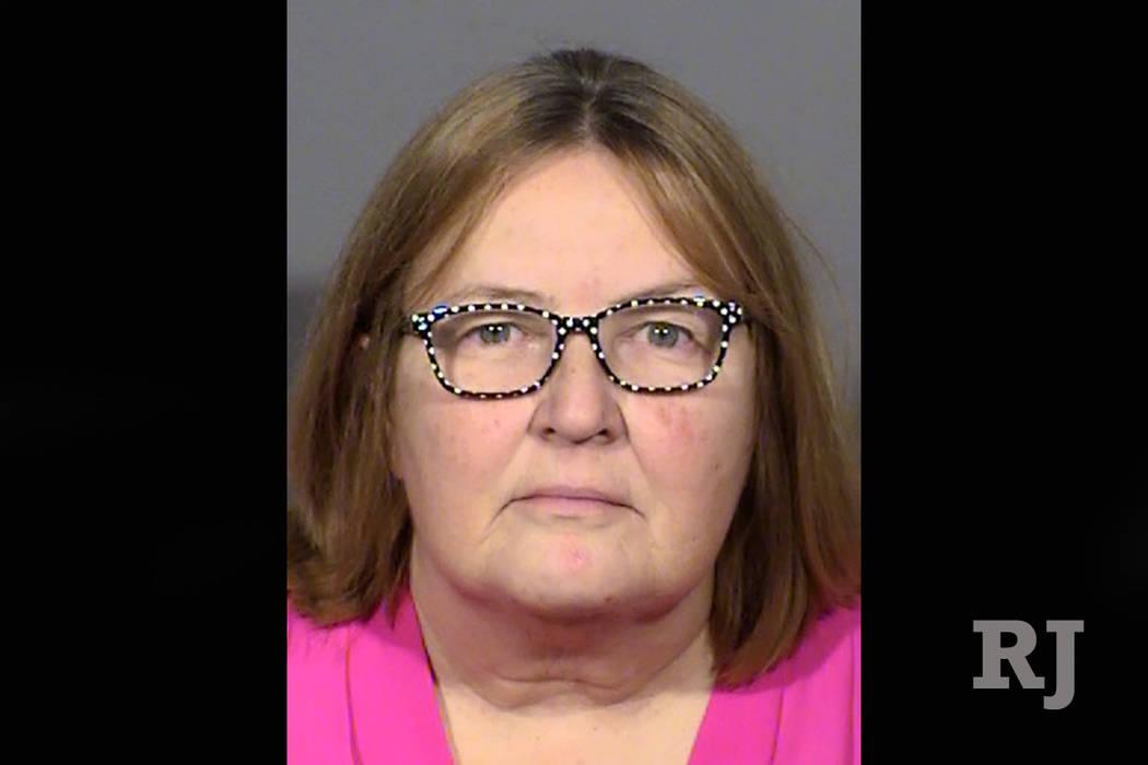 Kelleen A. Cota (Las Vegas Metropolitan Police Department)