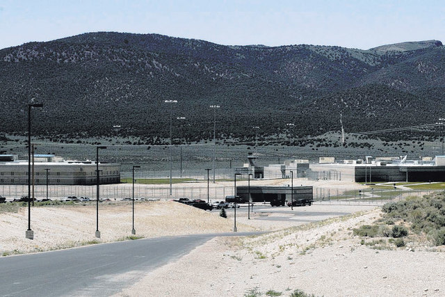 Ely State Prison (Jessica Ebelhar/Las Vegas Review-Journal file)