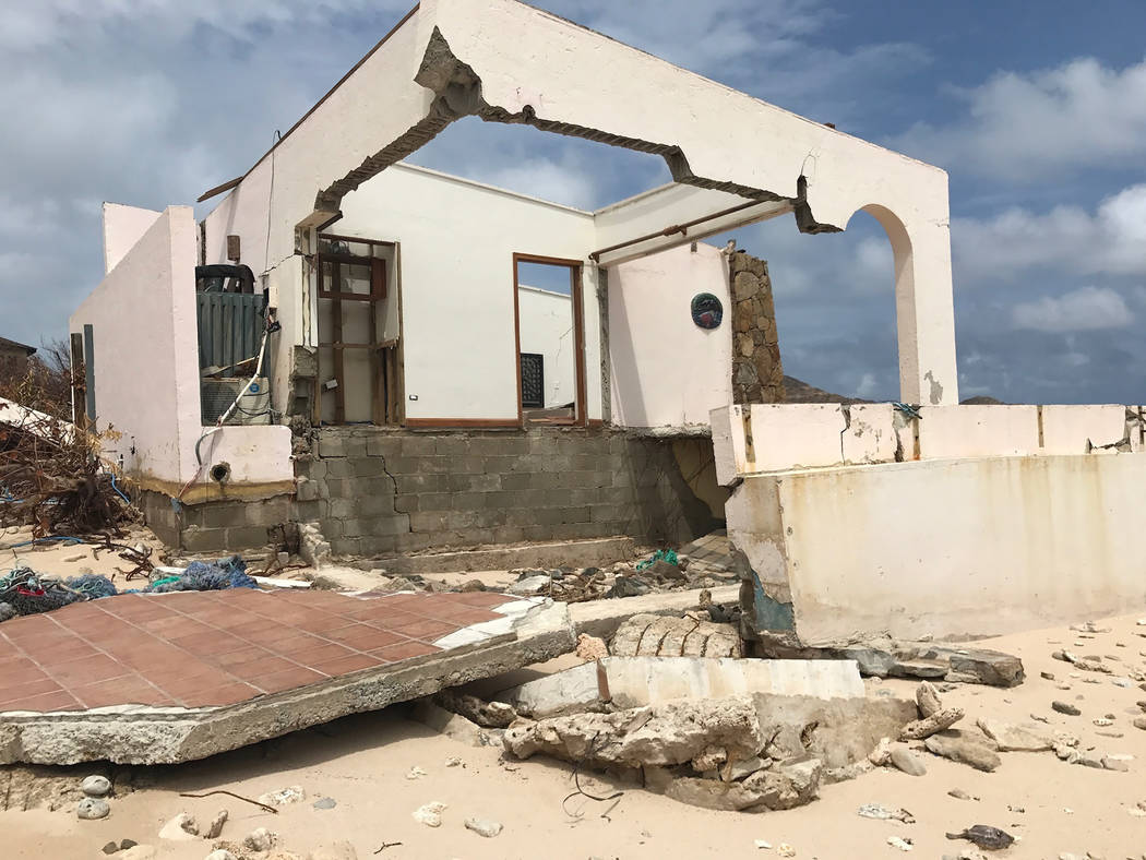 caribbean on edge as hurricane maria grows to category 4