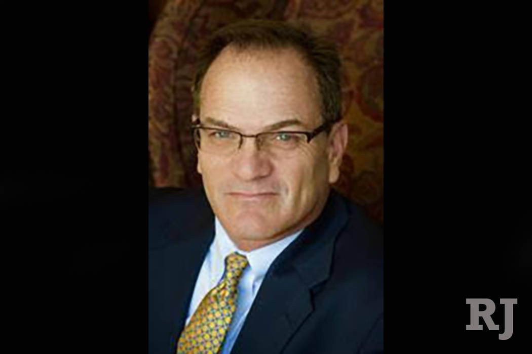 Joseph Amato is the new leader of the U.S. Small Business Administration's Nevada district.