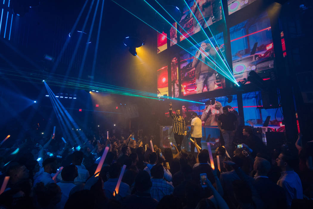 """Hip hop  superstar French Montana hosted the official Chivas Regal Fight After Party with a blow-out performance  at Marquee Nightclub in The Cosmopolitan Las Vegas. The """"Unforgettable"""" artist too ..."""