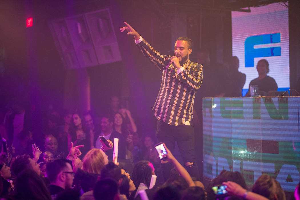 "Hip hop  superstar French Montana hosted the official Chivas Regal Fight After Party with a blow-out performance  at Marquee Nightclub in The Cosmopolitan Las Vegas. The ""Unforgettable"" artist too ..."