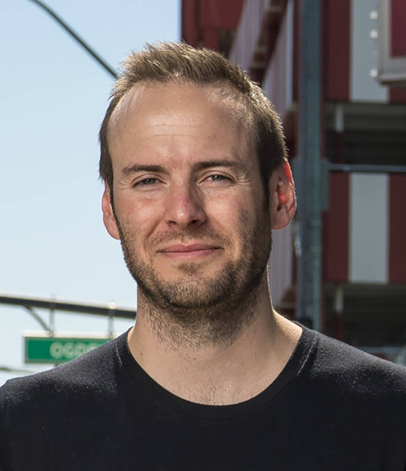Justin Weniger, CEO of Life is Beautiful and co-founder of Wendoh Media (Las Vegas Review-Journal)