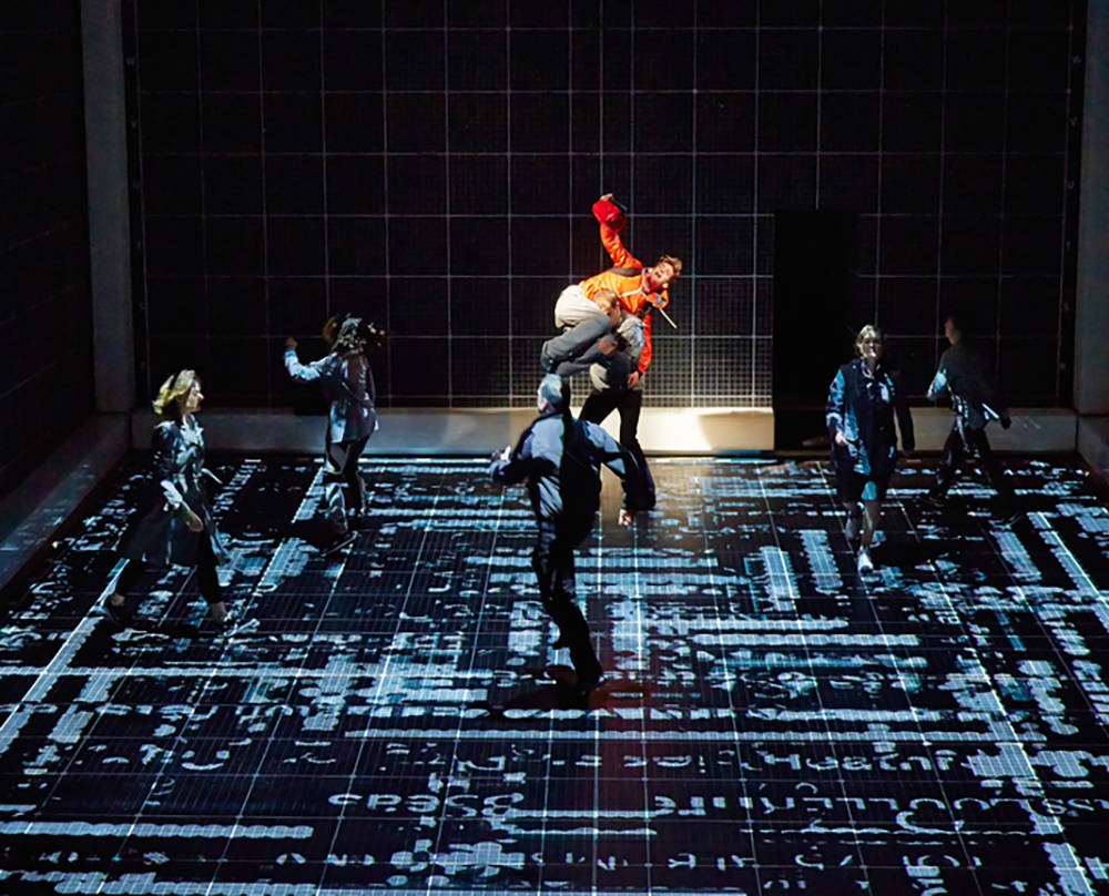 """The Curious Incident of the Dog in the Night"" plays at The Smith's Center for the Performing Arts. (Breinkhoff/Moegenburg)"