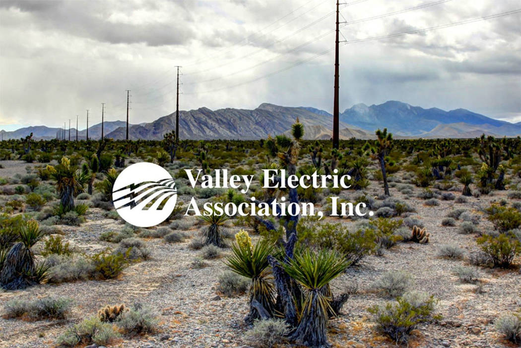 Valley Electric Association, based in Pahrump (VEA Facebook)