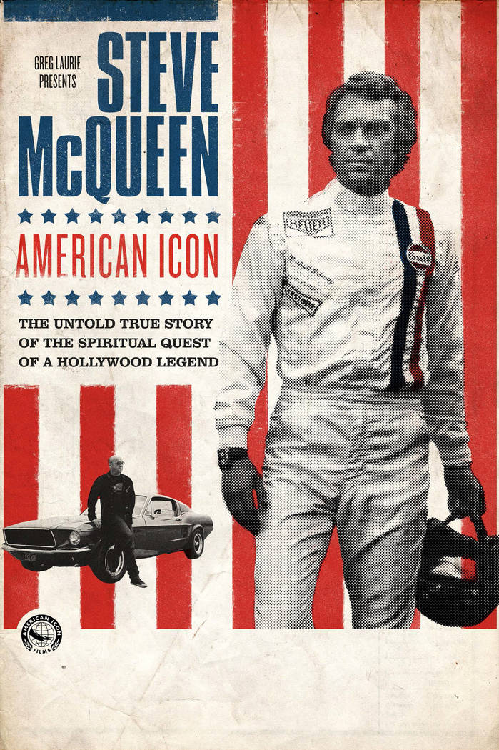 """Steve McQueen: American Icon"" is a documentary feature film about the Hollywood actor's spiritual journey, which included a meeting late in his life with Charlotte-born evangeli ..."