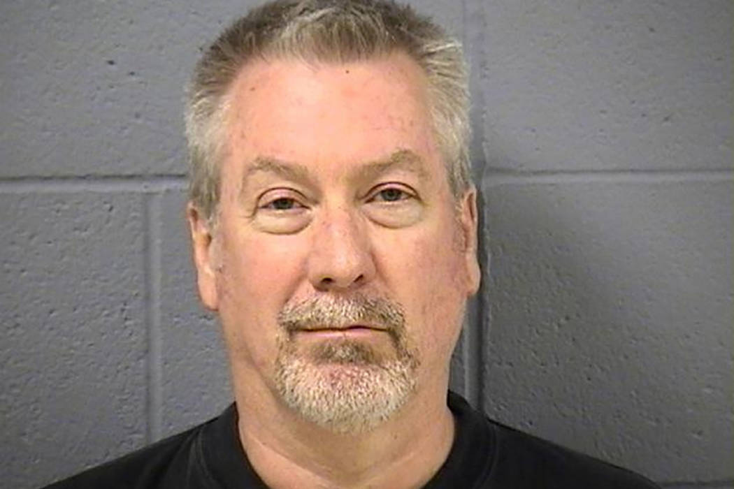 Former police sergeant Drew Peterson (Will County Sheriff's Office/Handout/File, Reuters)