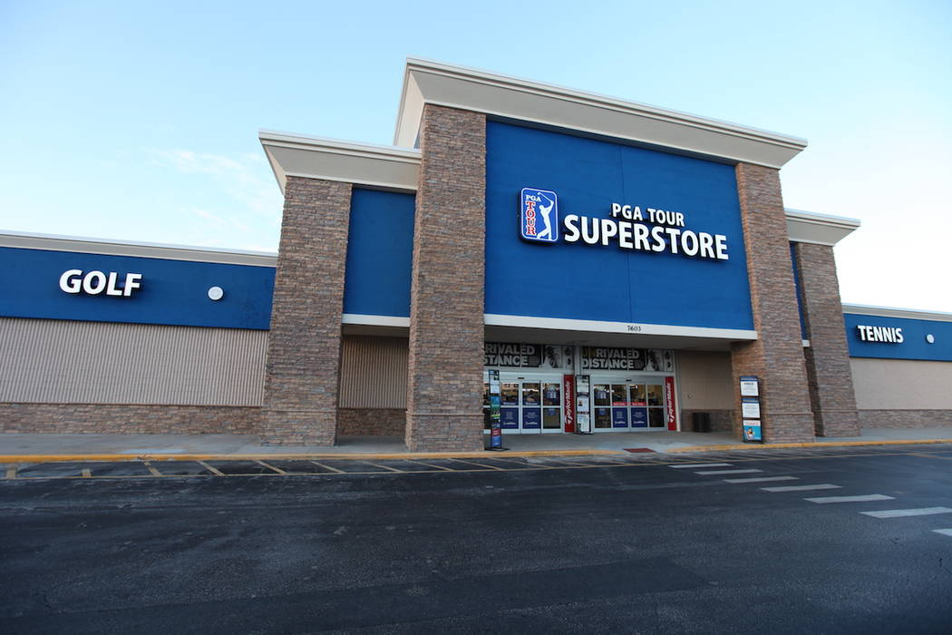 Exterior of PGA Tour Superstore. (PGA Tour Superstore)