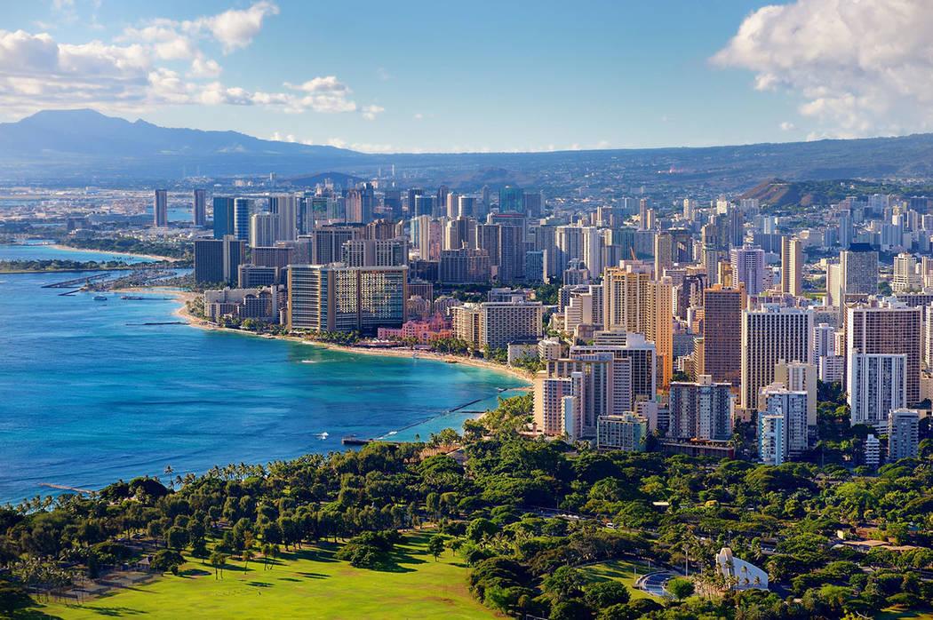 Honolulu, Oahu, Hawaii (Thinkstock)