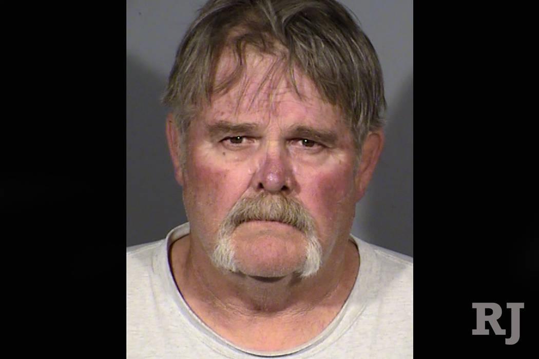 Jim Reed Davis (Las Vegas Metropolitan Police Department)