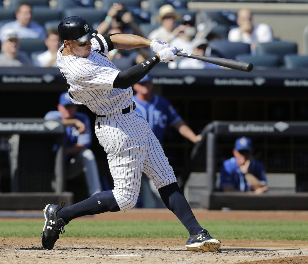 Yankees' Aaron Judge Breaks MLB Rookie Record With 50th