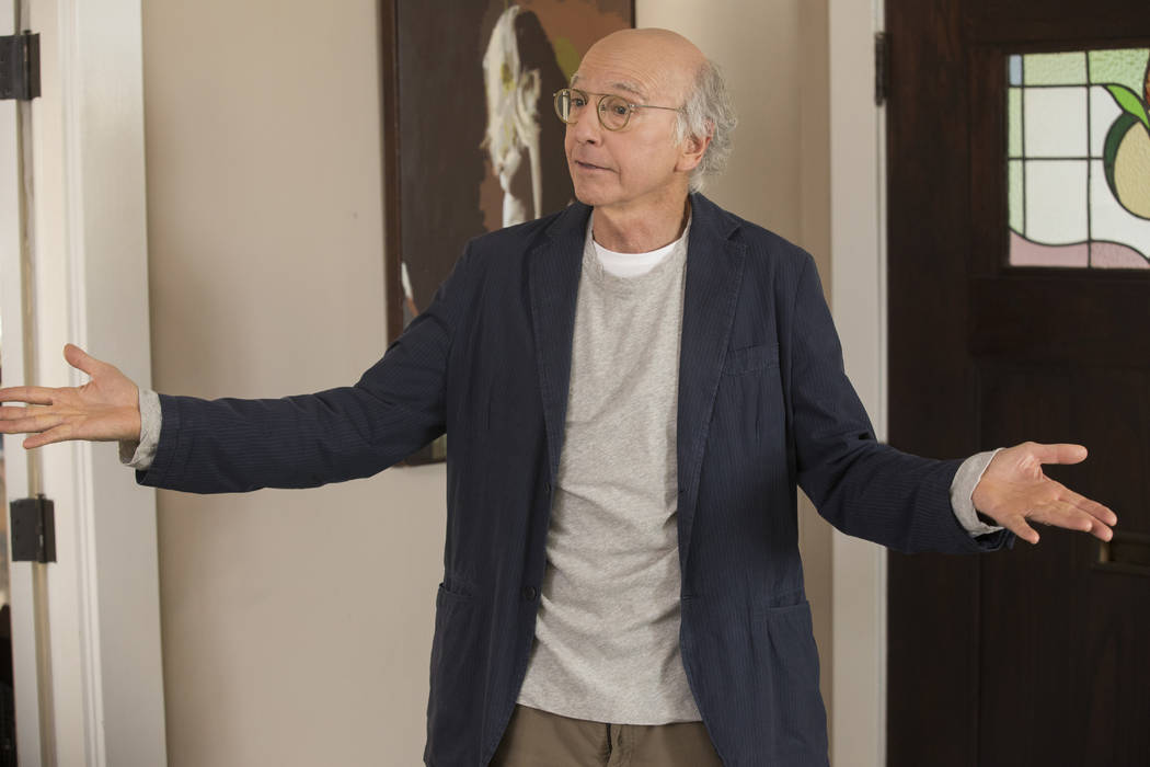 "Larry David in ""Curb Your Enthusiasm.""  John P. Johnson HBO"