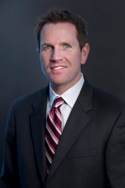 Daron Dorsey played golf at UNLV and was a member of the first graduating class of the UNLV Boyd School of Law. He was honored by the school as the 2017 alumnus of the year on Saturday. Courtesy p ...