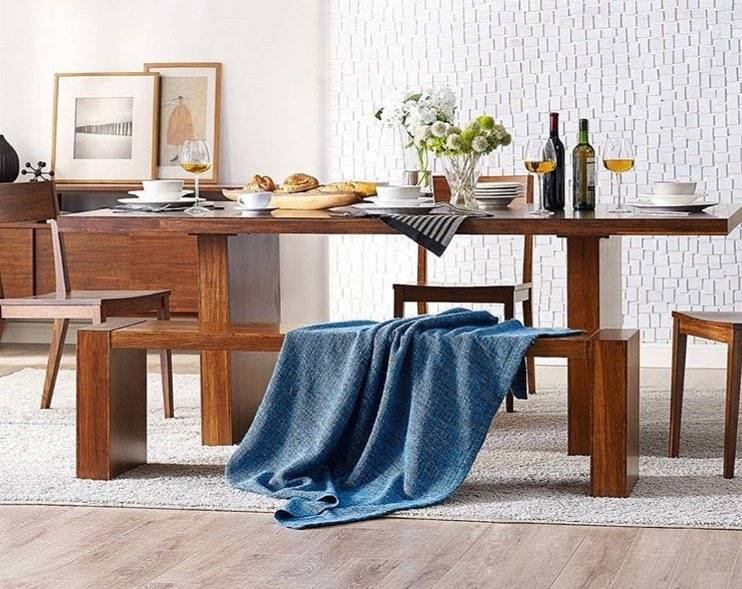 Greenington (Facebook) Reflecting the warmth of nature, Greenington's Aurora Dining Collection is crafted in 100 percent solid bamboo with the character, beauty, strength and feel of a one-of-a- ...