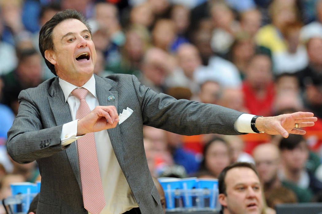 Rick Pitino Finally out at Louisville (Why did it take so long)?