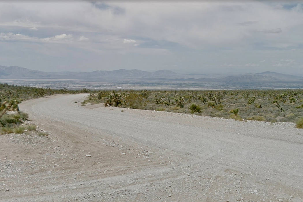 Pahrump To Las Vegas >> Human Remains Found In Desert Near Pahrump Las Vegas