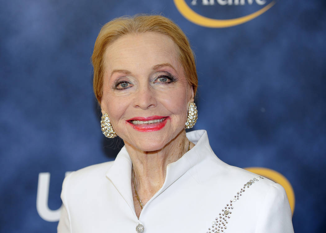 """Actress Anne Jeffreys arrives at the opening night of the UCLA Film and Television Archive film series """"Champion: The Stanley Kramer Centennial"""" and the world premiere screening of the newly resto ..."""
