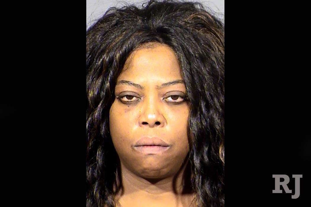 Shaquilla Brown, also known as Shaquilla Stafford (Las Vegas Metropolitan Police Department)