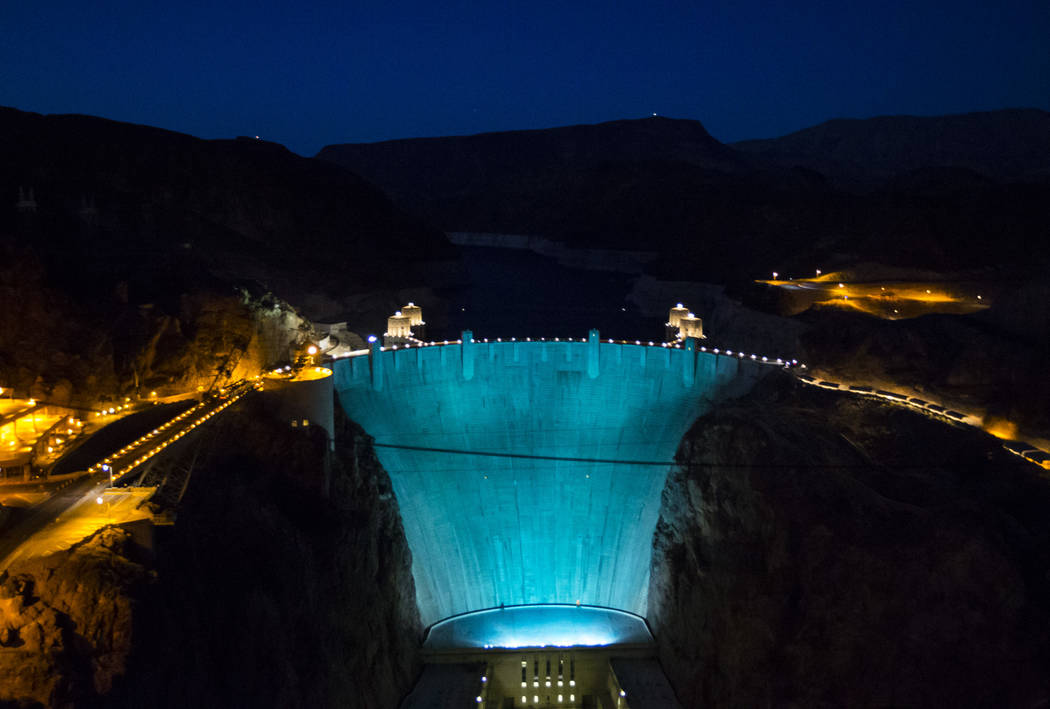 FAA bans drone flights near Hoover Dam, other US landmarks