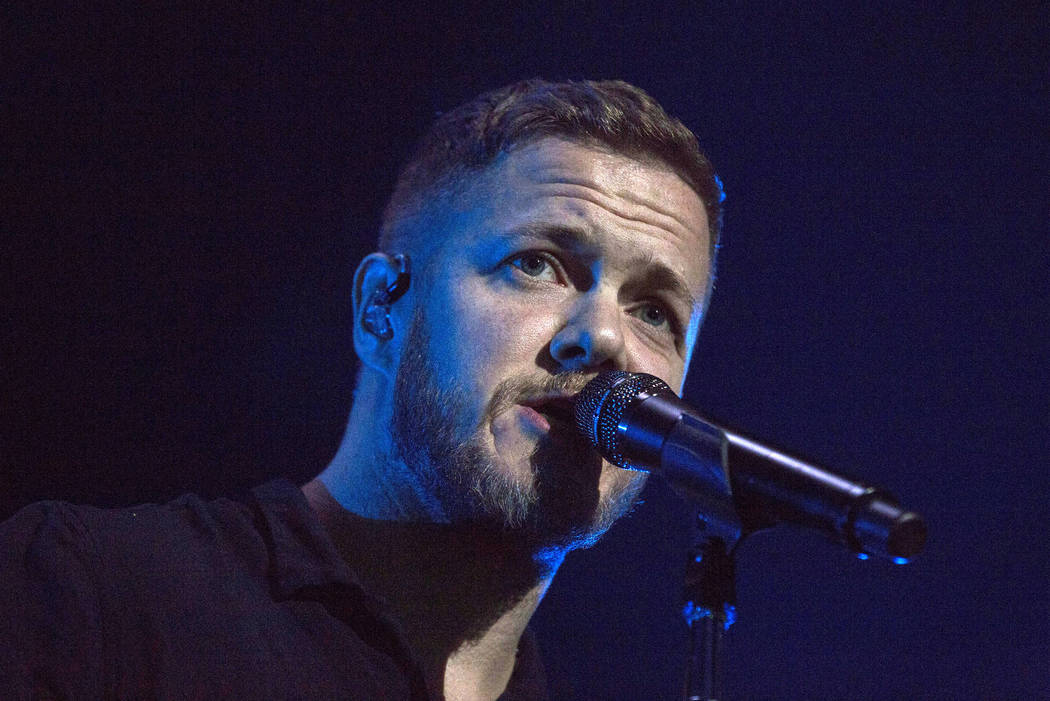 Who Is Imagine Dragons On Tour With