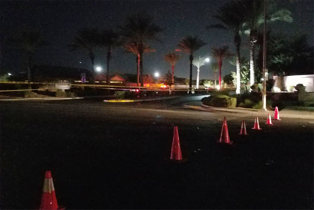 Car Accident Saturday Morning Las Vegas
