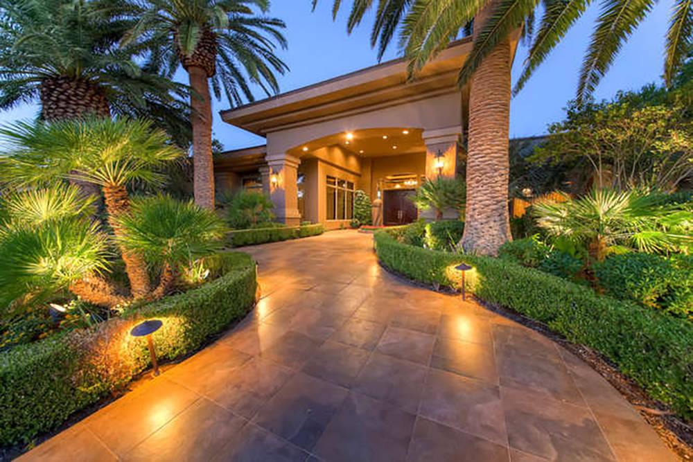 Wardley Real Estate This 23,554-square-foot MacDonald Highland's estate at 1198 MacDonald Ranch