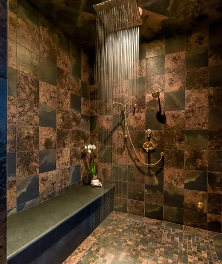 Master shower. (Wardley Real Estate)
