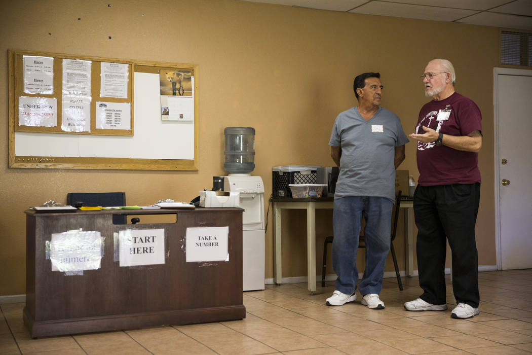 Poverty Tight Budgets Foster Food Insecurity In West Las