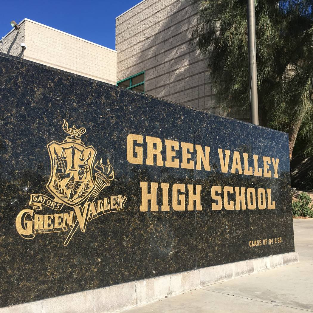 Green Valley High School was able to avoid making major cuts to any school programs thanks to SB 178 money, which focuses on helping schools assist students that qualify for free and reduced lunch ...