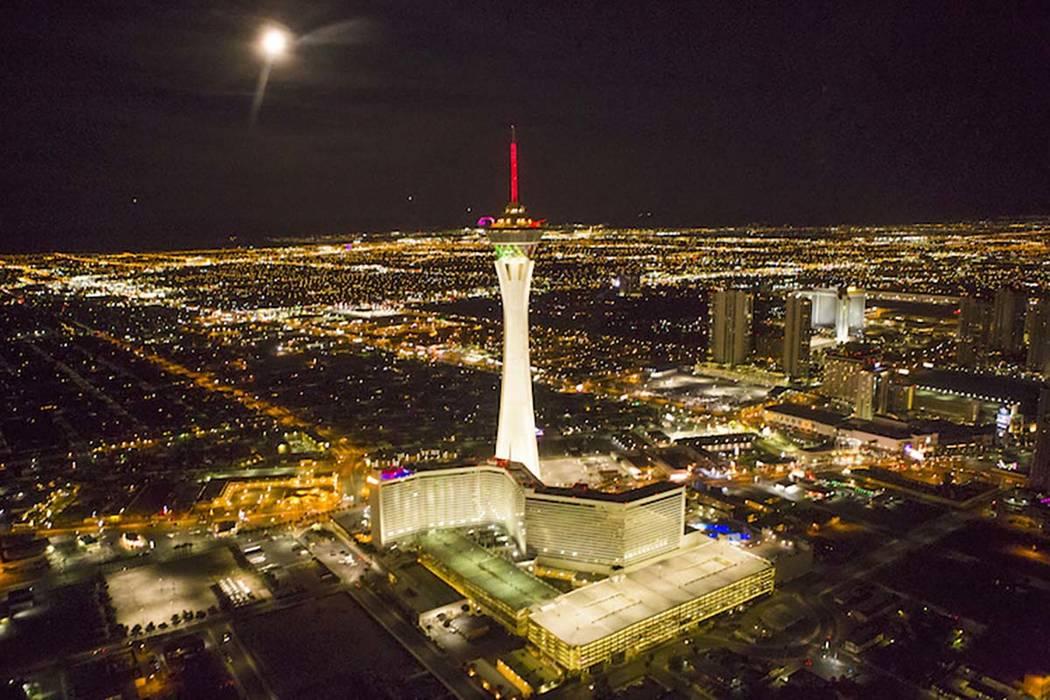 the stratosphere las vegas hotel & casino