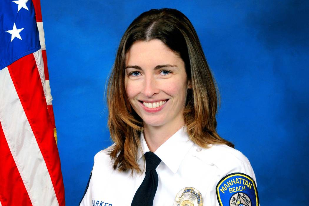 Rachael Parker (Manhattan Beach Police Department)