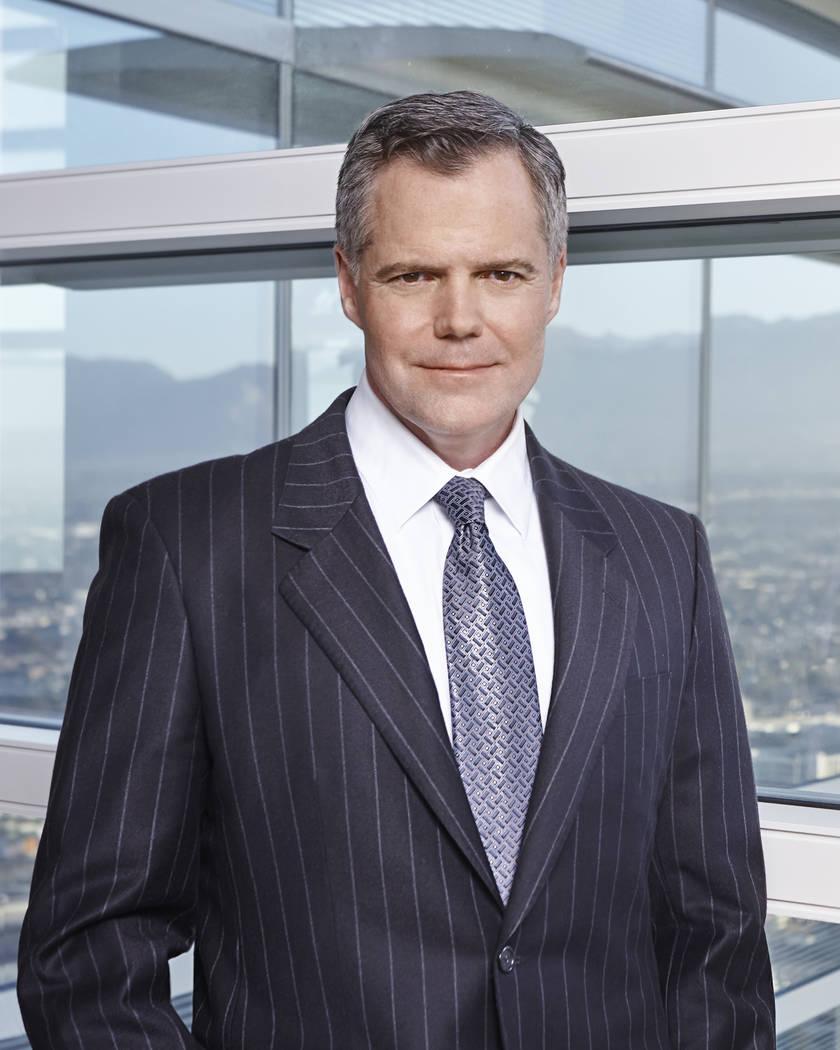Jim Murren, chairman and CEO of MGM Resorts International