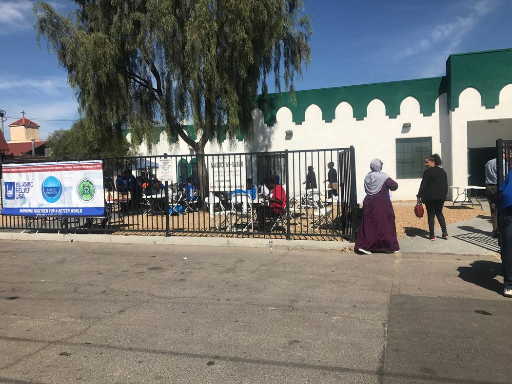 Day of Dignity was held at Masjid As-Sabur on Sunday, Oct. 1, 2017 at 711 Morgan Ave. (Kailyn Brown/View) @KailynHype