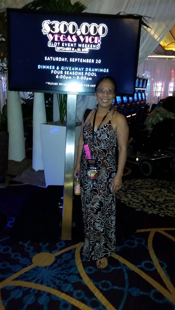 Marilou Danley, the girlfriend of Stephen Paddock, the man accused in the deadly Las Vegas shooting at Mandalay Bay. Facebook