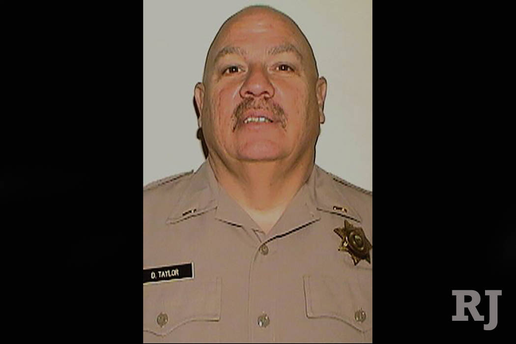 "Derrick ""Bo"" Taylor (California Department of Corrections and Rehabilitation)"