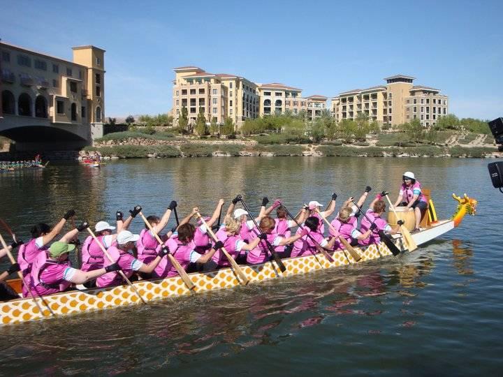 f7ab4c4cf Dignity Health The Rose Regatta Dragon Boat Festival will be held at Lake  Las Vegas Marina