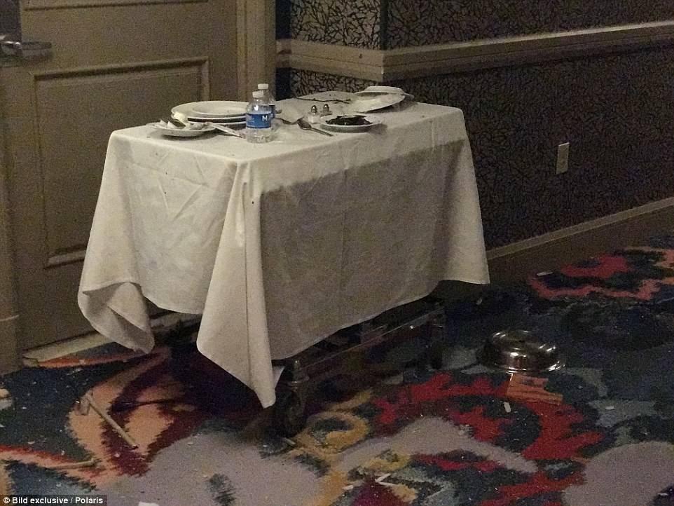 Inside Las Vegas Strip Shooter Stephen Paddock S Room