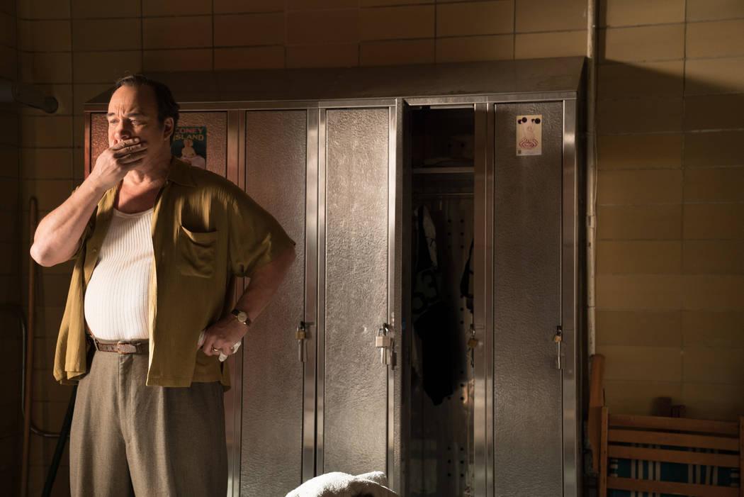 James Belushi in Woody Allen's WONDER WHEEL, an Amazon Studios release.  Credit: Jessica Miglio / Amazon Studios.