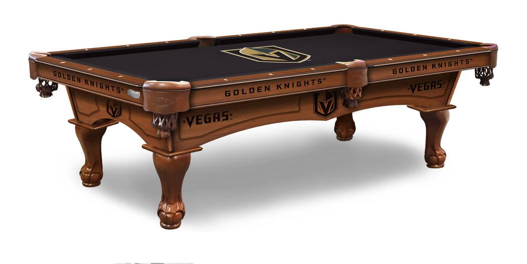 Pool table (Holland Bar Stool Company)