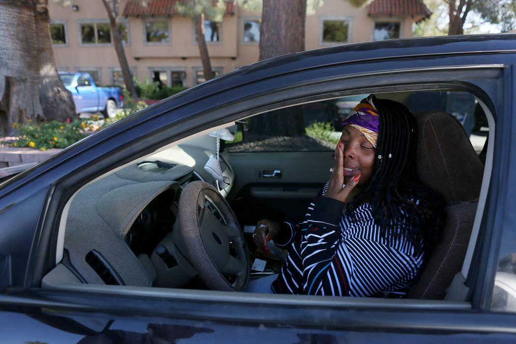 Las Vegas Concert Goers Return To Shooting Site For Vehicles Las