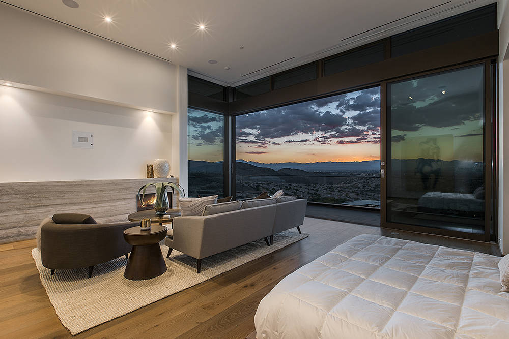 The master bedroom. (Ascaya)