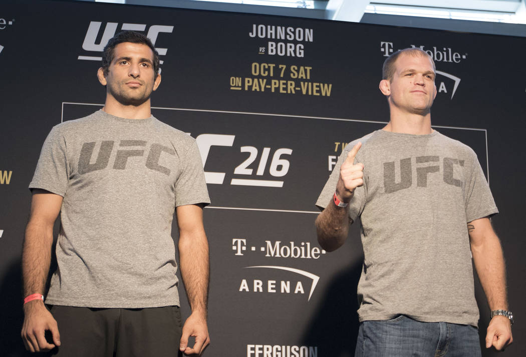 Image result for Beneil Dariush vs. Evan Dunham