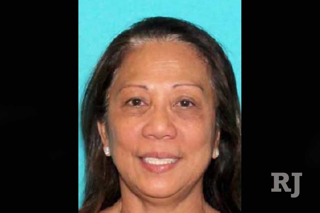 Marilou Danley was the girlfriend of Stephen Paddock, the gunman in the deadly shooting on the Las Vegas Strip. (Las Vegas Metropolitan Police Department)