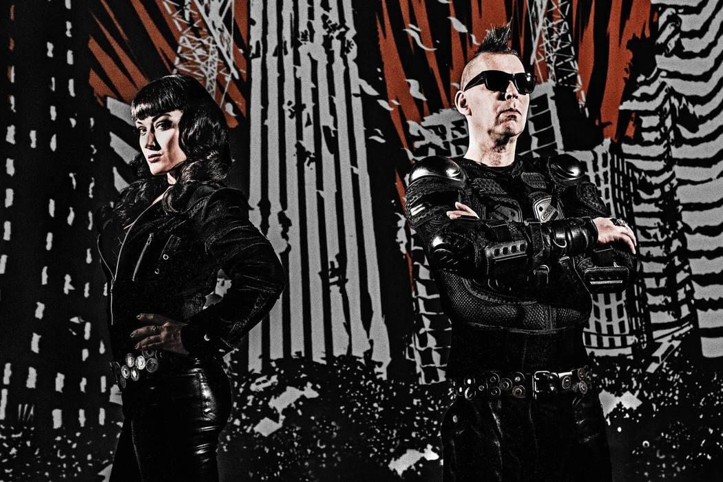 KMFDM (Franz Schepers)