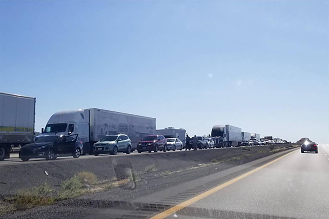 Las Vegas Car Accident I 15 – Migliori Pagine da Colorare