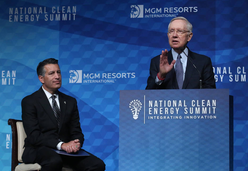 In Las Vegas, Al Gore says renewable energy economy \'taking off ...