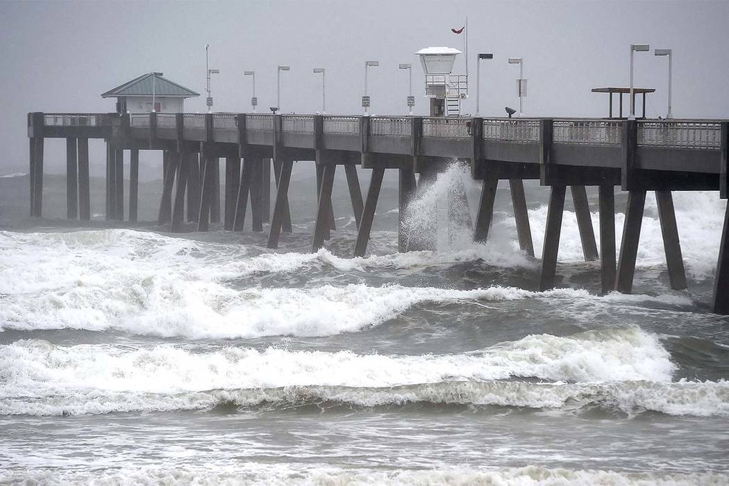 Ophelia expected to become hurricane but won t reach land for Fort walton beach fishing